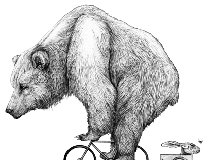 Bear Biking