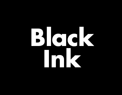 Illustrations - Black Ink