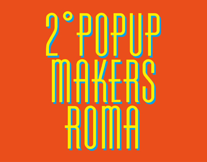 2° PopUp Makers Roma