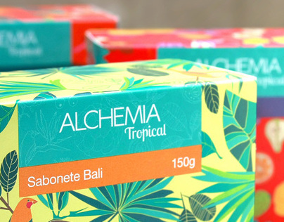 ALCHEMIA - TROPICAL