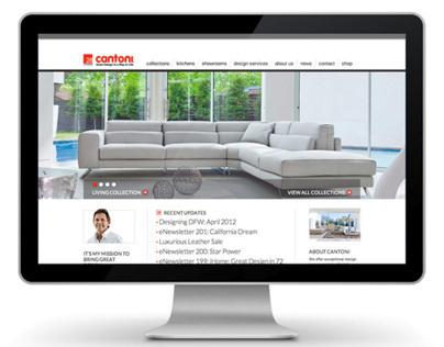 Cantoni Website