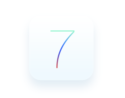 iOS7 facelift
