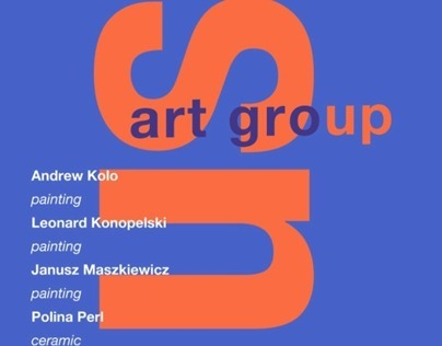 art group plus poster