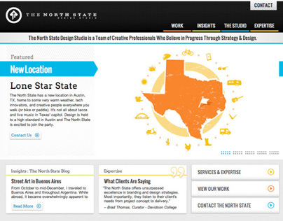 The North State - Website