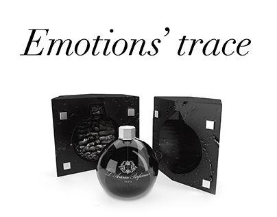 Emotions Trace - Perfume Packaging