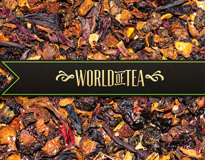 World of Tea Packaging