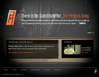 Phillips Mitschele - Branding & Website