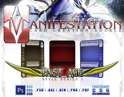 Manifestation CCS: Past Age (Series I) Style 01