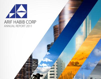 Arif Habib Annual Report