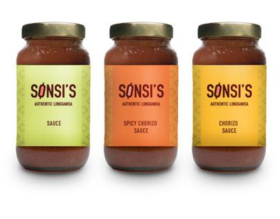 Sonsis Branding | under Push Associates