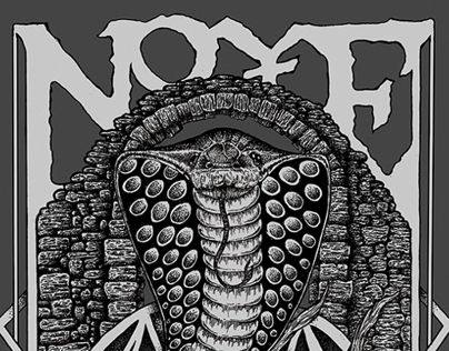NOYE t-shirt artwork