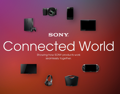Sony Connected World: Case Study