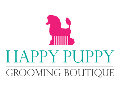 Happy Puppy Grooming Boutique - Dubai (Branding)