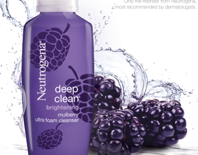 Neutrogena Deep Clean | Under Push Associates