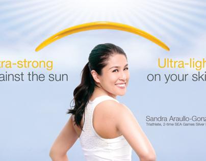 Neutrogena Ultra Sheer | Under Push Associates