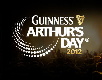 Guinness Arthurs Day 2012