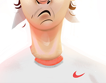 To The Spanish Bull - Rafael Nadal