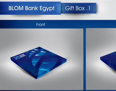 Blom Bank Egypt (Gift Box)