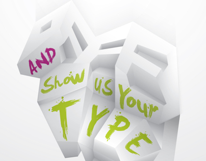 Show Us Your Type: OFFF Barcelona 2013