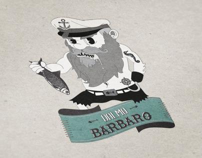 Dalmo Bárbaro