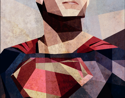 Man Of Steel / Cubismo