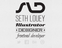 Visual Identity / Seth Louey Designs