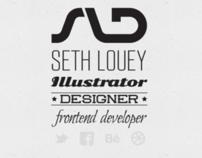 Visual Identity / Seth Louey Designs