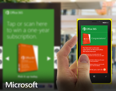 Microsoft - Office 365 Promotion