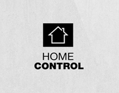 Home Control iphone Application