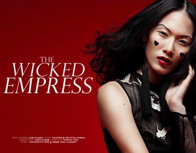 THE WICKED EMPRESS