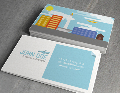 Traveler Business Card