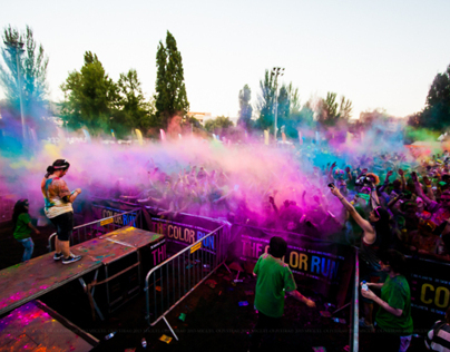 The Color Run - Braga