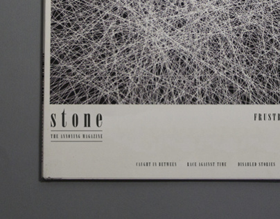 STONE - THE ANNOYING MAGAZINE