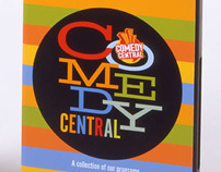 Promotional DVD for Comedy Central