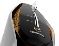 MAINGEAR - High End Performance desktop concept 1