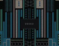 DEKKO - Pattern Fonts