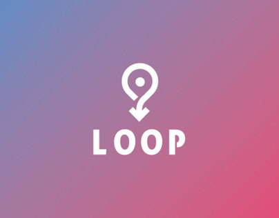 Loop Logo, Business Cards and Website
