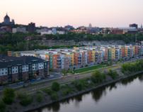 Editorial image of Saint Paul Minnesota