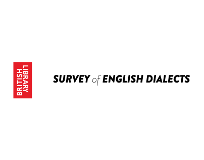 SURVEY of ENGLISH DIALECTS | BRITISH LIBRARY