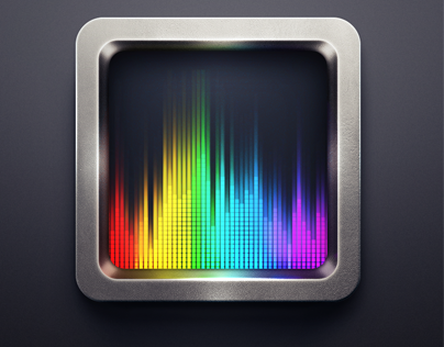 Music Equalizer App Icon