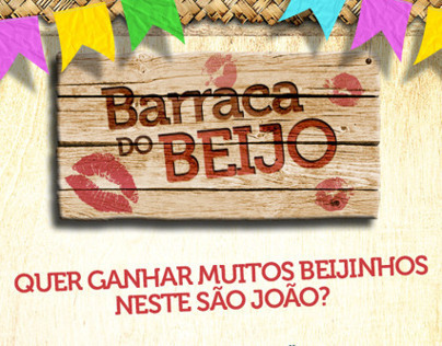 BARRACA DO BEIJO - RIO ANIL