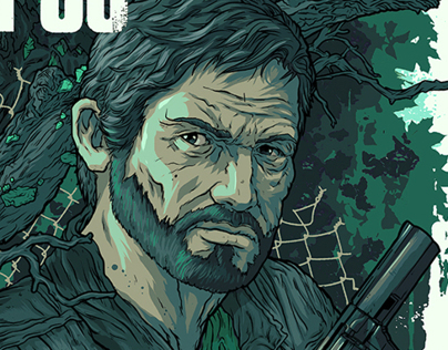 The Last of Us Illustrations