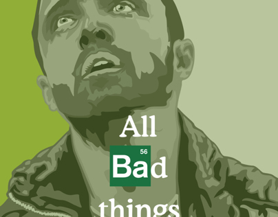 Breaking Bad the final episodes posters