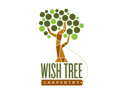 Wish Tree Carpentry Logo