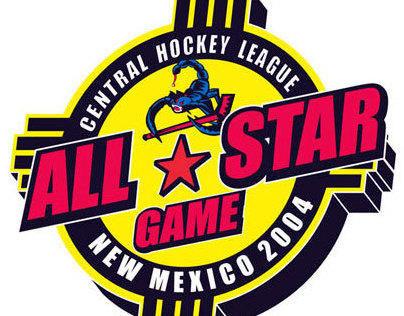 2004 Central Hockey League All-Star Game logo