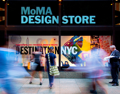 MoMA: Destination NYC