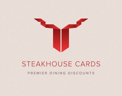 Steakhouse Cards Identity