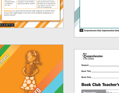 Comprehension Clubs Program Materials