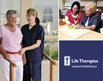 Saint Thomas Health Services: Life Therapies Brochure