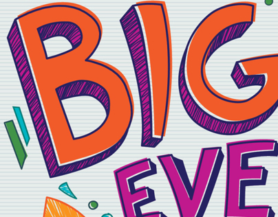 Scholastic Big Event Warehouse Book Sale